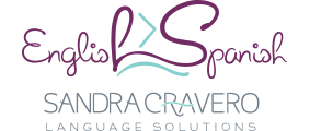 Sandra Cravero | English-Spanish online language solutions